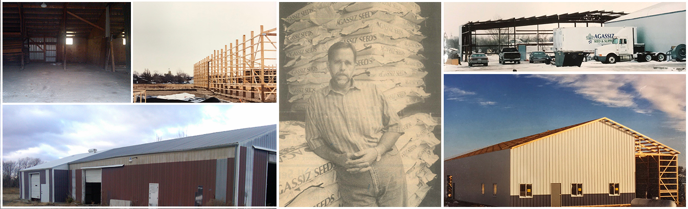 Our History :: Agassiz Seed & Supply : ND & MN